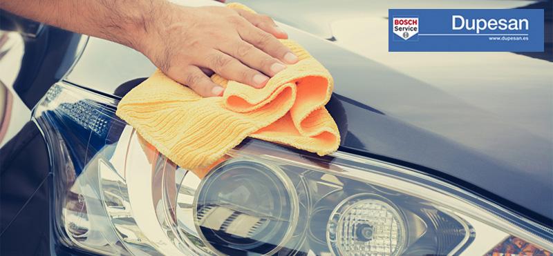 Consejos para mantener tu coche joven