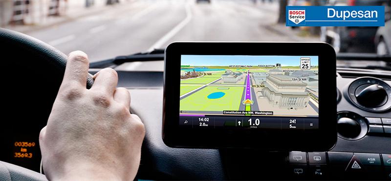 63174d8cc GPS en la carretera o sentido común. Talleres Dupesan ...